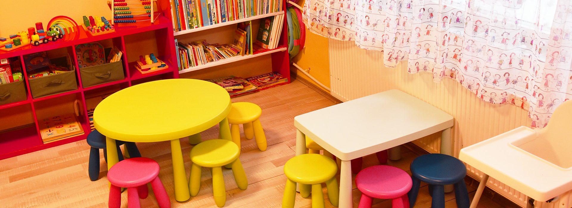 Škôlka – detské centrum Mini Raj pre deti od 2 do 6 rokov